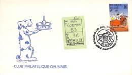 [408109]Belgique 1994 - Cubitus, Bandes Dessinées - FDC