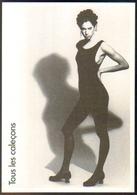 """Carte Postale """"Cart'Com"""" - Série Magasins, Boutiques De Mode - Tous Les Caleçons - Collection Eté 90 - Shops"""