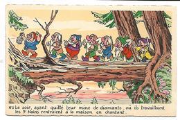 DISNEY - Blanche Neige Et Les 7 Nains N° 5 - Unclassified