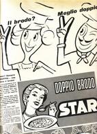 (pagine-pages)PUBBLICITA' STAR  Gente1960/10. - Libri, Riviste, Fumetti