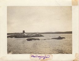 Norge - Hardangerfjord - Lieux