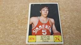 Figurina Panini Campioni Dello Sport 1968 - Giulio Jellini - Panini
