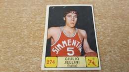 Figurina Panini Campioni Dello Sport 1968 - 274 Giulio Jellini - Edizione Italiana