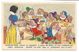 DISNEY - Blanche Neige Et Les 7 Nains N° 8 - Unclassified