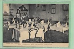 KALMTHOUT:  HOELEN - HOTEL DES CHASSEURS - Kalmthout
