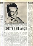 (pagine-pages)ERNESTO BONINO  Gente1960/10. - Libri, Riviste, Fumetti