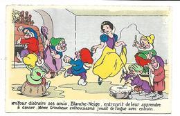 DISNEY - Blanche Neige Et Les 7 Nains N° 11 - Unclassified