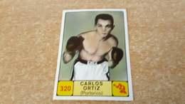 Figurina Panini Campioni Dello Sport 1968 - 320 Carlos Ortiz - Edizione Italiana
