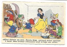 DISNEY - Blanche Neige Et Les 7 Nains N° 16 - Unclassified