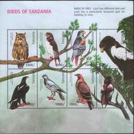 Tanzania- Birds Of Tanzania - Tanzania (1964-...)
