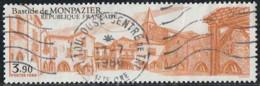 France 1986 Yv. N°2405 - Bastide De Monpazier - Oblitéré - France