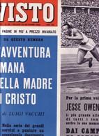 (pagine-pages)JESSE OWENS(1)  Visto1960/48. - Libri, Riviste, Fumetti