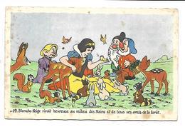 DISNEY - Blanche Neige Et Les 7 Nains N° 19 - Unclassified