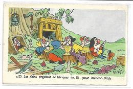 DISNEY - Blanche Neige Et Les 7 Nains N° 23 - Unclassified
