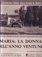 (pagine-pages)L'AVVENTURA UMANA DELLA MADRE DI CRISTO(1)  Visto1960/48. - Libri, Riviste, Fumetti