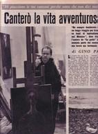 (pagine-pages)GINO PAOLI  Visto1960/48. - Libri, Riviste, Fumetti