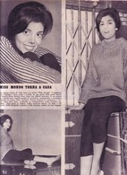 (pagine-pages)NORMA GLADYS CAPPAGLI  Visto1960/48. - Libri, Riviste, Fumetti