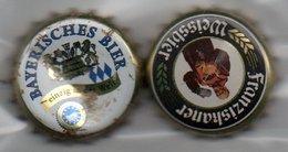 Tappi A Corona Birra Bayerisches, Franziskaner - Birra