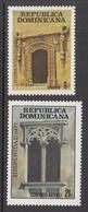1978 Dominican Republic  Spanish Heritage  Complete Set Of 2 MNH - Dominicaine (République)