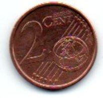 2003 Spagna - 2 C Circolata (fronte E Retro) - Espagne