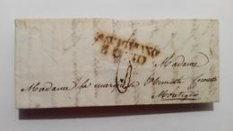 1838 - Lettera Alla Madre - Manuscripts