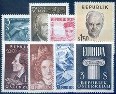 AUTRICHE - Années Complètes 1960 -> 2000 ** Dans Des Pochettes Par Année - ...LUXE - Autriche
