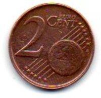 2001 Olanda - 2 C Circolata (fronte E Retro) - France