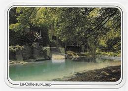 LA COLLE SUR LOUP - LE MOULIN - CPM GF VOYAGEE - France
