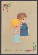 96952/ NOUVEL AN, Enfants - Anno Nuovo