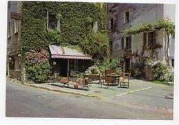 LA COLLE SUR LOUP - A LA PLACETTE - ANTIQUITES DECORATION - CPM GF NON VOYAGEE - France