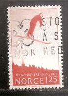 NORVEGE    N°  747  OBLITERE - Norvège