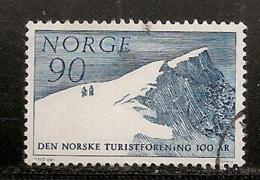 NORVEGE    N°  517  OBLITERE - Norvège