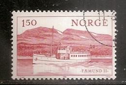 NORVEGE    N°  799  OBLITERE - Norvège