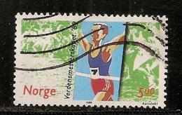 NORVEGE    N°  971  OBLITERE - Norvège