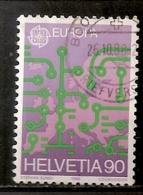 SUISSE      N°  1299    OBLITERE - Suisse