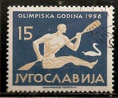 YOUGOSLAVIE     N°  707   OBLITERE - 1945-1992 République Fédérative Populaire De Yougoslavie