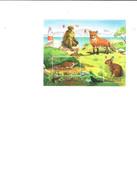 B. F. GIBRALTAR - Renard / Lapin /rat / Singe / Phare Marin - Rongeurs