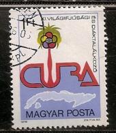 HONGRIE     N°  2621   OBLITERE - Hongrie