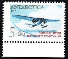 Antarctica Post Scott Admiral Byrd Single. - Unclassified