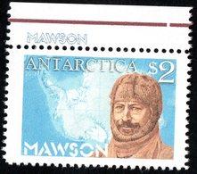 Antarctica Post Mawson Single. - Unclassified
