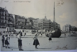 Heist / Jeu De Croquet Sur La Plage - Heist