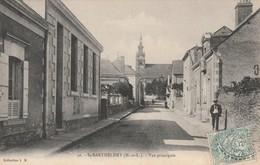 Rare Cpa St Barthélémy Vue Principale - France
