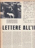 (pagine-pages)GUIDO GOZZANO  Successo1960/06. - Libri, Riviste, Fumetti