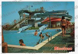 RICCIONE - Piscina Scivolo - Swimming Pool - Rimini