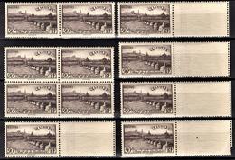 FRANCE 1939 - LOT 11 TP /  Y.T. N° 450 - NEUFS**. - France