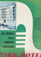(pagine-pages)PUBBLICITA' PARK HOTEL Successo1960/06. - Libri, Riviste, Fumetti
