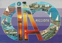 Riccione (Rimini) Vedute E Scorci Panoramici - Rimini