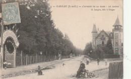 ***  93  ***  GARGAN L'avenue De La Gare - TTB - France