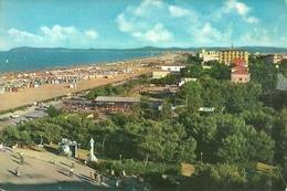 Rimini (E. Romagna) Pineta E Spiaggia, Pinede Et Plage, The Beach, Der Strand - Rimini