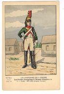 Uniforme.Empire. Les Guides Interprètres à L'armée D'Angleterre. Illustrateur.? ( T.u.259) - Uniformes